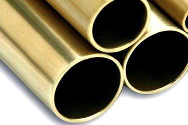 Half-hard Brass Tubes